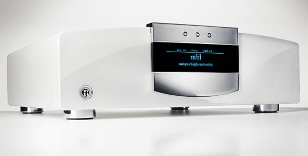 Mono Power Amplifier mbl C15