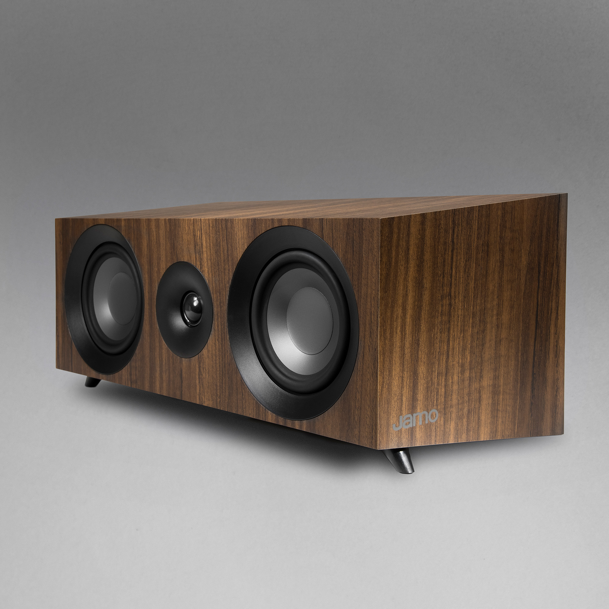 Loa SUB Jamo S809 (White, Walnut) - 4