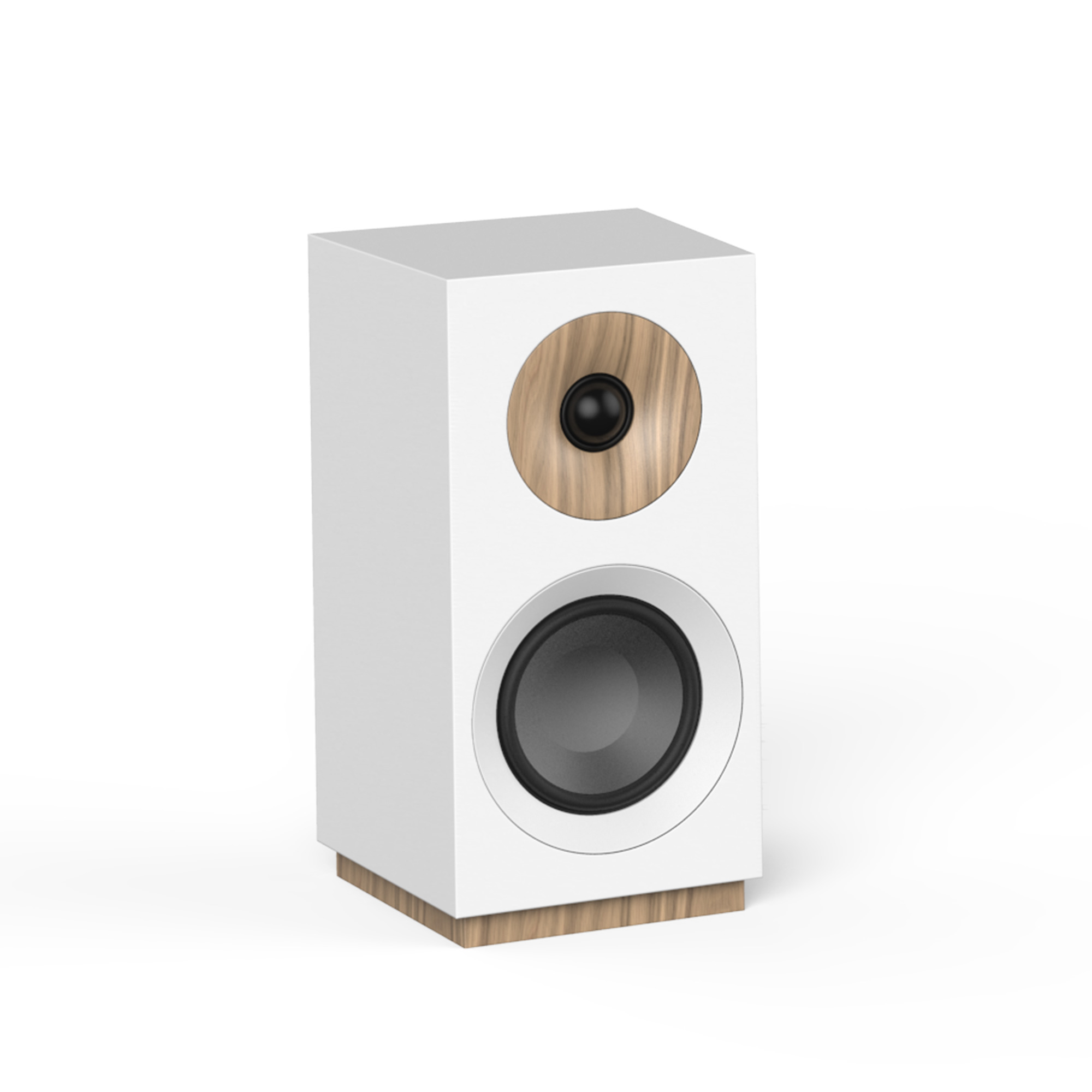 Loa SUB Jamo S809 (White, Walnut) - 5