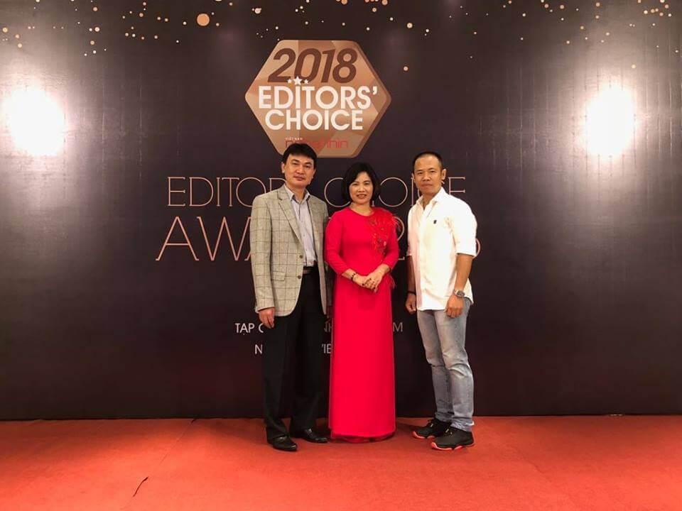 Triển lãm Editors' Choice Award 2018