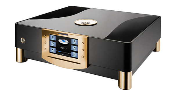 CD-Player DAC MBL N31
