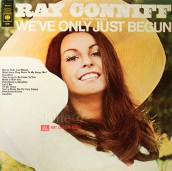 Đĩa Than Vinyl Ray Conniff And The Singers, We'Ve Only Just Begun Lp