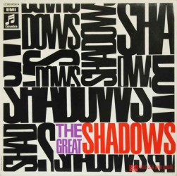 Đĩa than The Shadows, The Great Shadows Lp