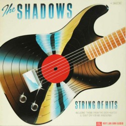 Đĩa than The Shadows Lp, String Of Hits