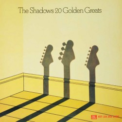 Đĩa than The Shadows Lp, 20 Golden Great