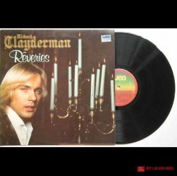Đĩa than Richard Clayderman Lp ‎– Reveries