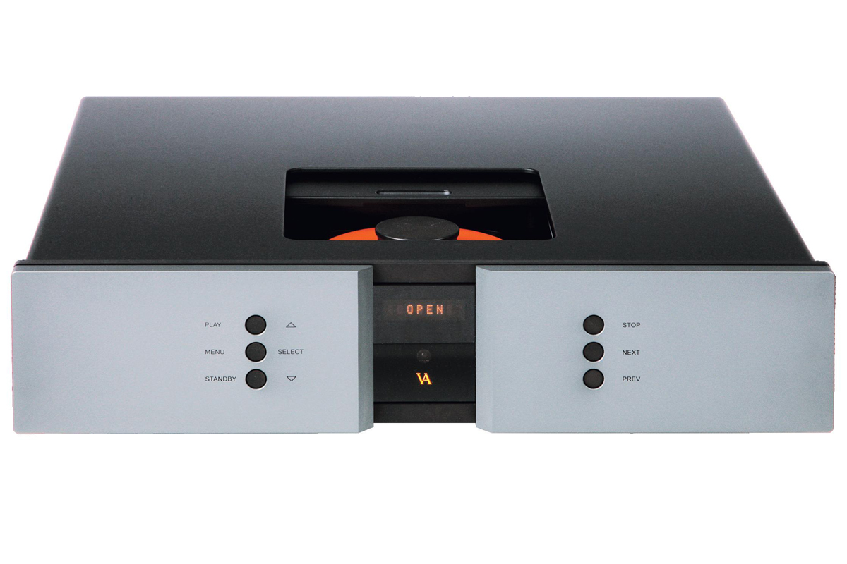 Vitus Reference CD-Player (RCD-100)