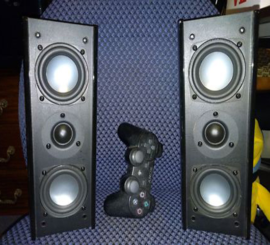 Wharfedale Achromatic WA-S2 Center