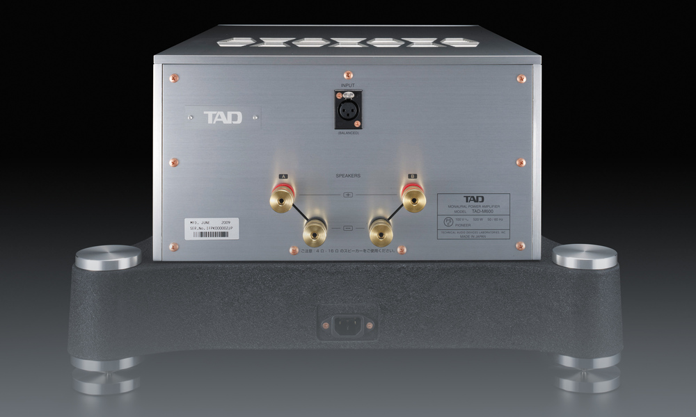 Power-Ampliifiers hi-end TAD-M600