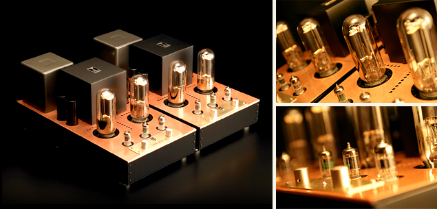 Power-Amplifiers Hi-End Gakuon II