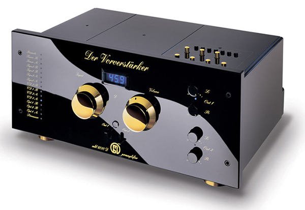 Pre-amplifiers Hi-end MBL 6010D