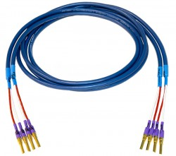 Dây loa JPS Labs Ultra Conductor 2 - 8FT (2.4M)