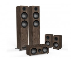 Loa Jamo S807 HCS (White, Walnut)