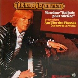Đĩa than Richard Clayderman Lp, Am Ufer Des Flusses (Au Bord De La Rivière)