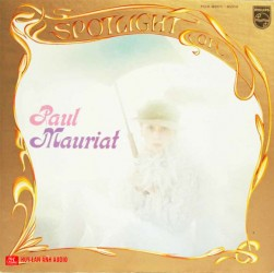 Đĩa than Paul Mauriat 2 Lp, Spotlight On Paul Mauriat