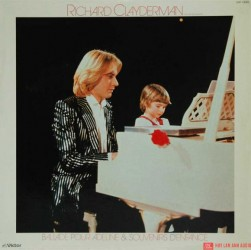 Đĩa than Richard Clayderman, Richard Clayderman Et Son Orchestre Lp‎