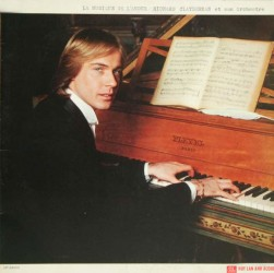 Đĩa than Richard Clayderman Lp, La Musique De L'Amour/ Richard