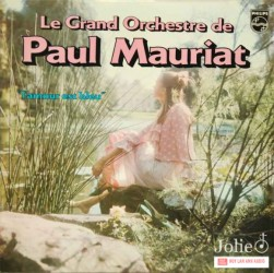 Đĩa than Le Grand Orchestre De Paul Mauriat 2 Lp ‎- L'Amour Est Bleu