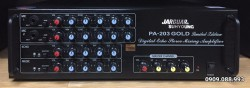 AMPLIFIER JARGUAR SUHYOUNG PA-203 GOLD LIMITED EDITION
