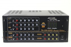 AMPLIFIER JARGUAR SUHYOUNG PA-506 GOLD LIMITED EDITION