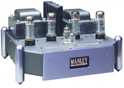Power-Ampliifiers Manley Snapper