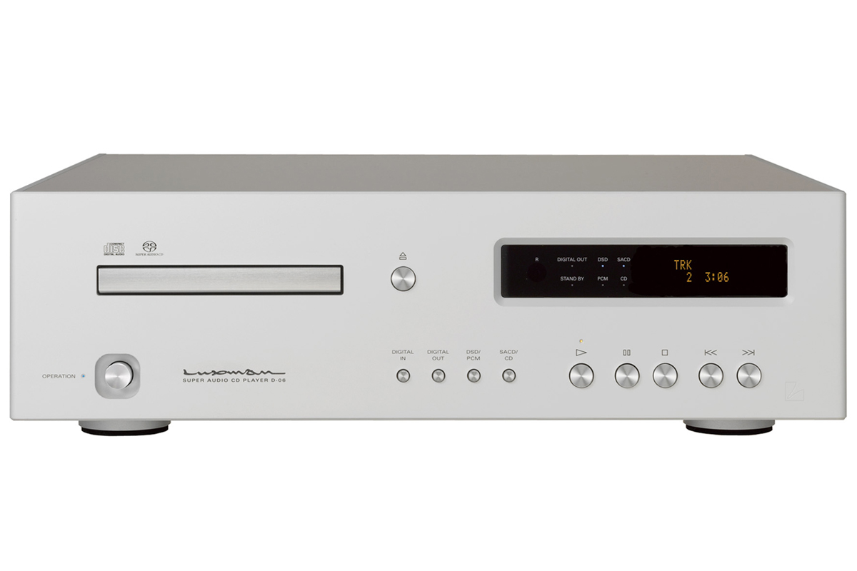 Luxman CD-Player D-06