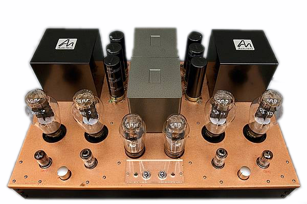 Amply Audionote kassai silver 300B (tube upgrade + $)